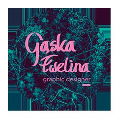 Ewelina Gąska, freelancer, warszawa, grafik, ilustrator, web design, typography, branding
